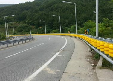 Chiny Eva Pu Material Highway Traffic Safety Barrier Landscaping Design fabryka